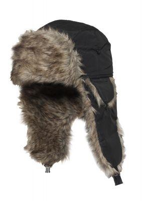 Caciuli de iarna rusesti care acopera urechile
