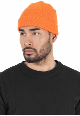Caciuli Beanie Heavyweight blaze-portocaliu Flexfit