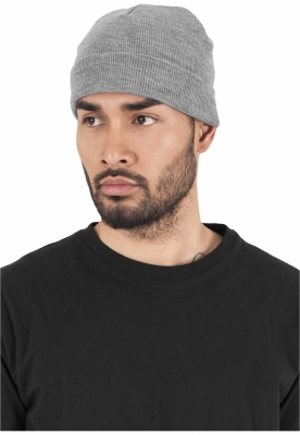 Caciuli Beanie Heavyweight deschis-gri Flexfit