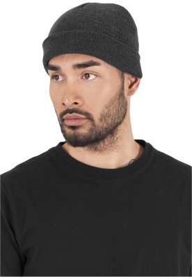 Caciuli Beanie Heavyweight gri carbune Flexfit