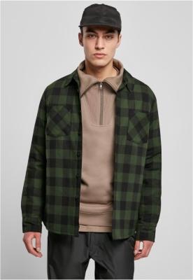 Camasa urban Padded Check Flannel Urban Classics