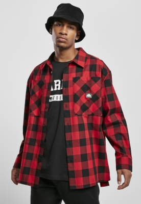 Camasa urban Southpole Check Flannel