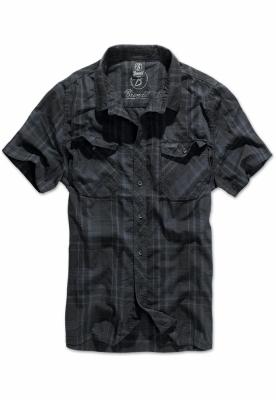Camasa Roadstar negru-albastru Brandit
