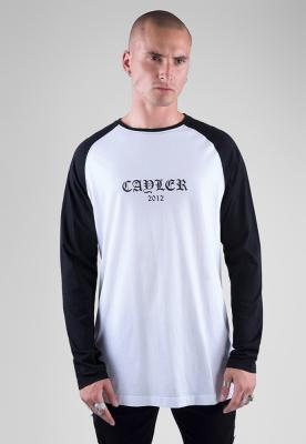 C&S WL EXDS cu maneca lunga alb Cayler and Sons mc