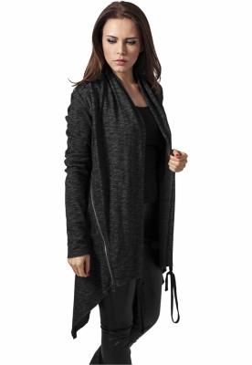 Cardigan dama asimetric urban