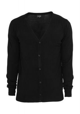 Cardigan tricot negru Urban Classics