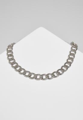 Colier Big Chain argintiu Urban Classics