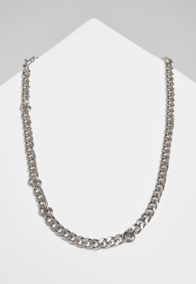 Colier Long Basic argintiu Urban Classics