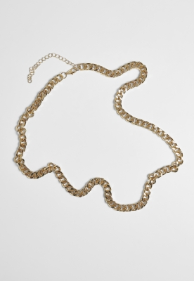 Colier Long Basic Chain auriu Urban Classics