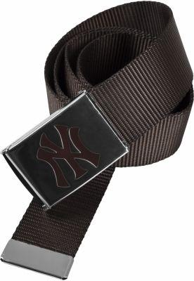 Curea material textil MLB Premium maro MasterDis