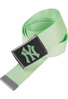 Curea material textil MLB Premium menta MasterDis
