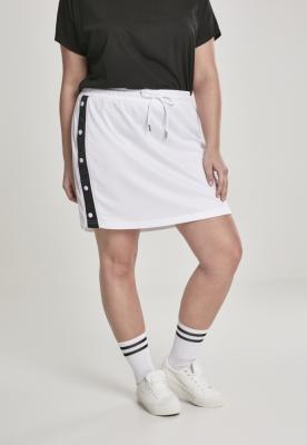 Fusta sport pentru Femei alb-negru Urban Classics