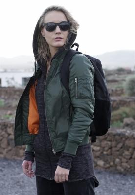 Geaca bomber primavara femei oliv Urban Classics