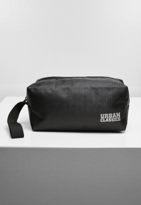 Geanta Recycled Ribstop Cosmetic negru Urban Classics