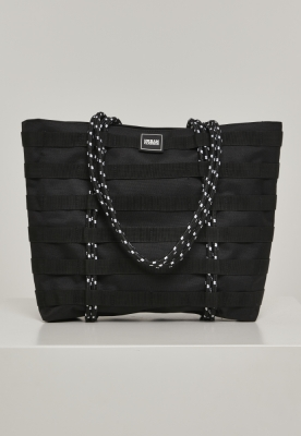 Geanta Worker Shopper negru Urban Classics