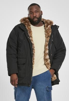 Parka Hooded Faux Fur Urban Classics