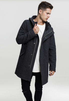 Parka Hooded Structured Urban Classics