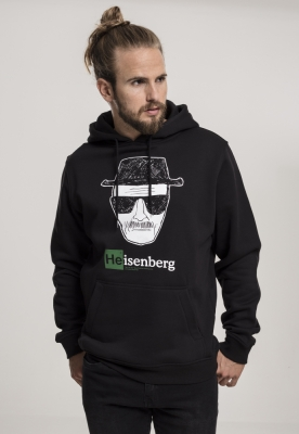 Hanorac BB Heisenberg negru Merchcode