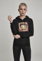 Hanorac Betty Boop Coloured pentru Femei negru