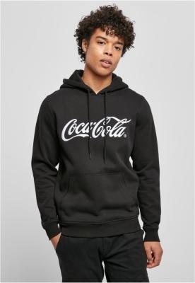 Hanorac Coca Cola clasic negru Merchcode
