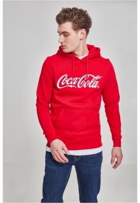 Hanorac Coca Cola clasic rosu Merchcode