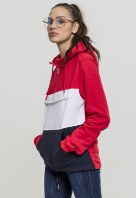 Color Block Sweat Pullover dama Urban Classics
