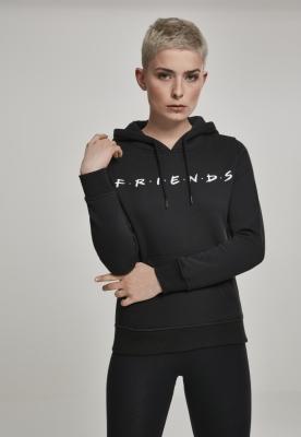 Hanorac Friends pentru Femei negru Merchcode