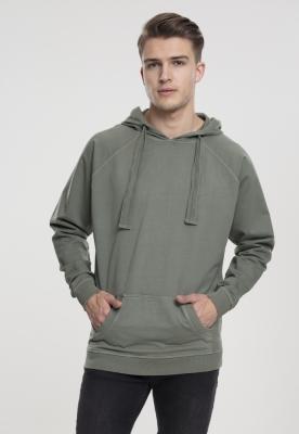 Hanorac gluga Garment Washed Terry Urban Classics