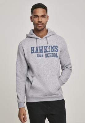Hanorac Hawkins Highschool gri deschis Mister Tee