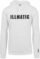 Hanorac Inface alb Illmatic
