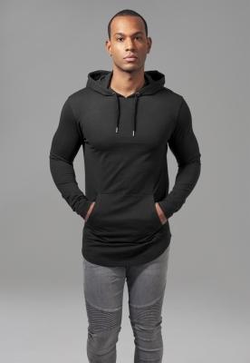 Hanorac Jersey negru Urban Classics