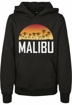 Hanorac Malibu pentru Copii negru Mister Tee