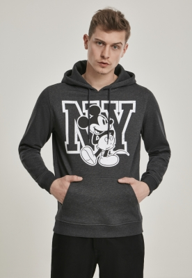 Hanorac Mickey NY gri carbune Merchcode