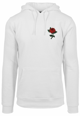 Hanorac Rose alb Mister Tee