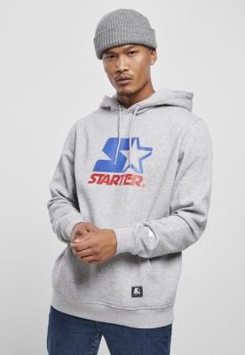 Hanorac Starter Two Color Logo gri deschis