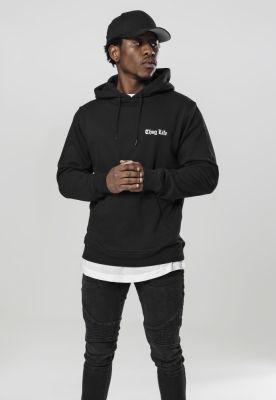 Hanorac Thug Life Chest Logo negru Mister Tee
