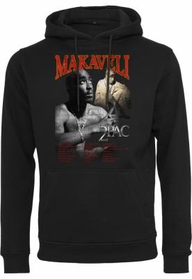 Hanorac Tupac Makaveli negru Merchcode