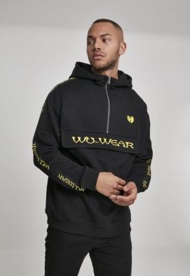 Hanorac Wu-Wear negru