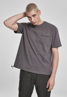 Heavy Boxy Tactics Tee darkshadow Urban Classics