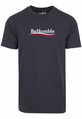 Humble Tee bleumarin Turn Up