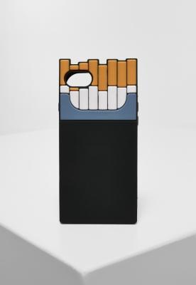 Husa telefon Cigarettes iPhone 78, SE negru Mister Tee