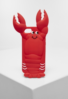 Husa telefon Lobster iPhone 78, SE rosu Mister Tee