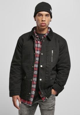Jacheta Hunter negru Urban Classics