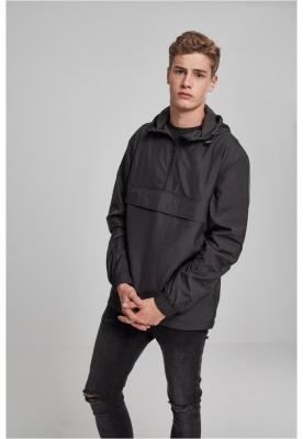 Jacheta Pulover Basic negru Urban Classics