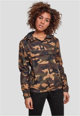 Jacheta Pulover Camo pentru Femei camuflaj