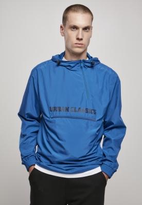 Jacheta Pulover Commuter sporty-albastru Urban Classics