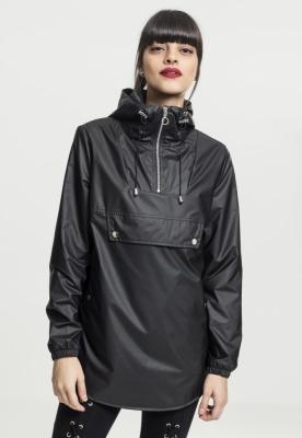 Jacheta Pulover cu guler inalt pentru Femei negru Urban Classics