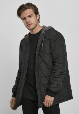 Geaca Quilted Hooded Urban Classics
