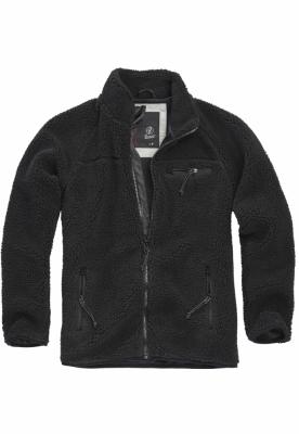 Jacheta Teddyfleece negru Brandit