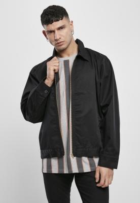 Jacheta Workwear negru Urban Classics